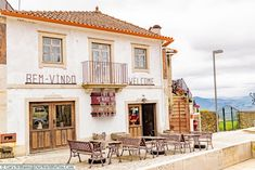 A cafe bar in Provesende, Douro Valley, Portugal Douro Valley, Cafe Bar, Touring, Exploring, Terrace, Road Trip, Europe, The Incredibles, Mansions