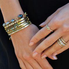 925 Plaqué Argent Rectangle Moonstone /& Plus Gemstone variation Fashion Bracelet