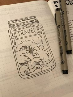 Super travel art drawing inspiration Ideas is part of Cartoon drawings Disney Collage - Cartoon drawings Disney Collage Pencil Art Drawings, Cool Art Drawings, Doodle Drawings, Art Drawings Sketches, Easy Drawings, Drawing Ideas, Drawing Drawing, Pencil Drawing Inspiration, Drawing Style