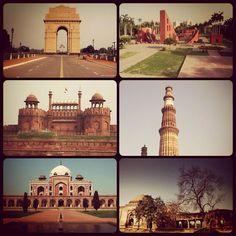 Postcards from Delhi .. 2014