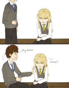 Astrid and Hiccup in Hogwarts, Part 5/9