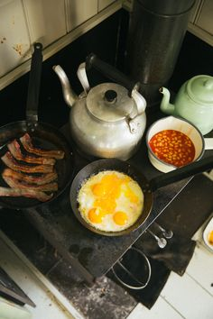 Sunday Afternoon - The Londoner - Easy Breakfast Ideas - Quick and Healthy Breakfast Recipes Brunch, Sweet Home, Def Not, Aesthetic Food, Slow Living, Food Photography, Food Porn, Tasty, Food And Drink