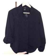 Long sleeve & 3/4 sleeve dressy top Dressy real top light loose material Cotton express Tops
