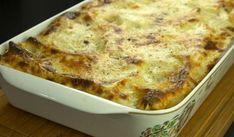 Λαζάνια με μελιτζάνες και φέτα | Συνταγές - Sintayes.gr Lasagna, Feta, Macaroni And Cheese, Ethnic Recipes, Mac And Cheese, Lasagne
