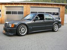 1989 Mercedes Benz 190E Evo1 Track Car