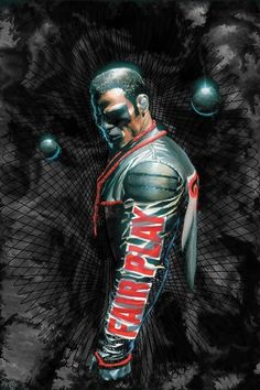 World of Black Heroes Dreadlock | Mister Terrific (Character)