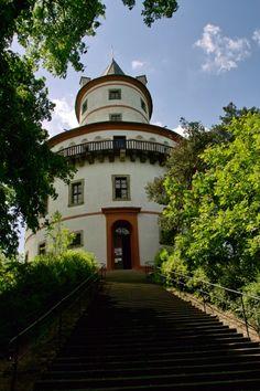 Česko, Humprecht - Lovecký zámeček