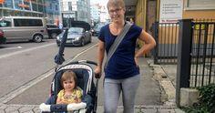 Nadines Tochter ist ein Sonnenschein. Und eins weiß die Mama mit Sicherheit: Diese Eigenschaft hat sie nicht von ihr. Baby Strollers, Children, Sunshine, Safety, Daughter, Baby Prams, Young Children, Boys, Kids