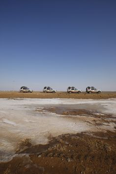 Land Rover Journey Of Discovery: Into The Wild – The Kazakh Desert