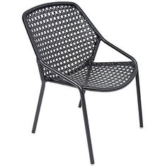 Fermob Croisette Armchair Set Of 2 (£985) ❤ liked on Polyvore featuring home, outdoors, patio furniture, fermob outdoor furniture, french outdoor furniture, fermob garden furniture, outdoor garden furniture and woven patio furniture