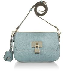 DKNY – Beekman French Grain Leather Grey - DKNY Beekman French Grain Leather Grey Handtaschen