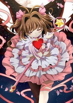 Sakura Kinomoto // Cardcaptor Sakura