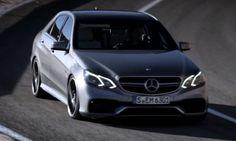 2014 Mercedes-Benz E63 AMG S