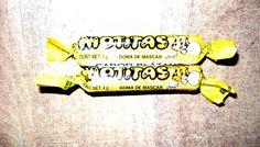 Chicles Motita de Plátano...ya no existen :(