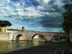 Roma, Rome, Italy, Tevere