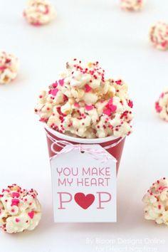 You Make My Heart Popcorn