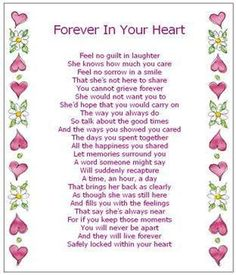 In Your Heart u2013 Love Quote                              …