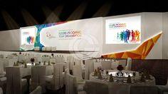 Singapore Human Capital Summit 2013 by Grishelda Chua at Coroflot.com