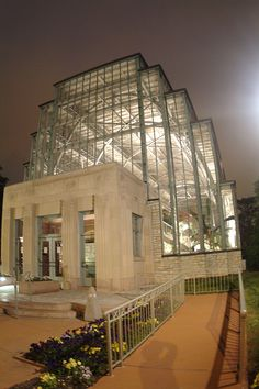 Butler's Pantry is proud to be a preferred caterer at the Jewel Box in Forest Park.