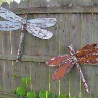 ceiling fan blades + old table legs