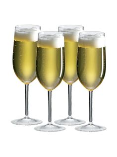 40% OFF Ravenscroft Crystal Set of 4 Pilsner Glasses, 14-Oz. #home #Home