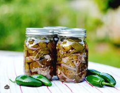 Try this sweet and spicy pickle recipe. It's great on sandwiches, tacos or straight out the jar.