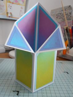 Painting the Town… Rainbow! – Craftwork Cards Blog