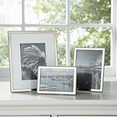 "Mother's Day Gift Picks and Tips - Editor's Picks | ""I love getting framed photos of the past year. My husband or kids will also sign the back and date them. It's a truly special and easy gift."" - Meredith Mahoney, founder and design director of Birch Lane"