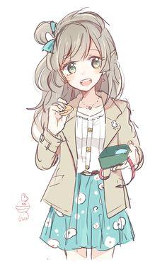 KOTORI!!!! isn't she is cute I like her hair so much