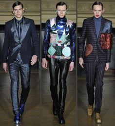 Walter Van Beirendonck Fall/Winter 2013-14 runway show