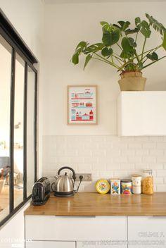 Les 82 meilleures images du tableau carrelage m tro sur pinterest carrelage carrelage metro - Cuisine pose offerte ...