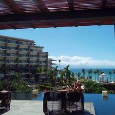 #BeInspired #YourNextUVCtravel #NowAmber provides the perfect blend of fun and relaxation with our Unlimited-Luxury concept. #PuertoVallarta. by Izepeda979  #Inspírate #TuPróximoViajeUVC #NowAmber ofrece la combinación perfecta de diversión y relajación con nuestro concepto de lujo ilimitado Unlimited-luxury. #PuertoVallarta. Now Amber Puerto Vallarta, Pacific Blue, Night Life, Relax, Swimming, Patio, Luxury, Beach, Outdoor Decor