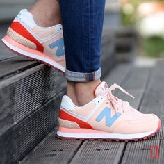Sneakers femme - New Balance W574 (©porta188)