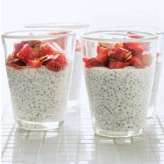 Giada's Chia Seed Pudding