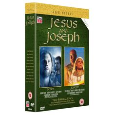 """Bible - Jesus And Joseph, The Easter Gift Set"" DVD - Click picture for details"