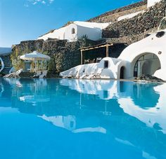 Santorini, Greece.....someday.