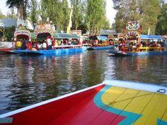 Xochimilco Floating Gardens, Mexico