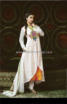 Kayseria Eid Dresses 2013 for Women and Girls 011