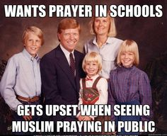 I'm Christian. I don't want memorized Christian prayers in schools! It violates my Christian beliefs. Losing My Religion, Anti Religion, Religion And Politics, Political Beliefs, School Prayer, Free Thinker, Atheist, Social Issues, Thought Provoking