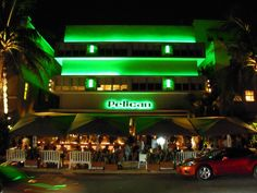 The Pelican, Ocean Drive, South Beach, Miami, Florida