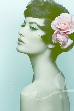 http://www.threevisual.com.au  Model: Izzy Hellyer  Makeup/styling: Dave Reid  Photography: Geoff Jones  . . ★ . ❥ . . ♥ . . :: beautiful work :: . . ♥ . .  ❥ . ★ . .