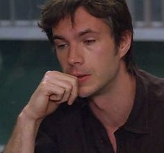 James D'Arcy as Professor Alex Banks, a married professor and prime suspect in the death of a young co-ed since he was the last person to see her alive.