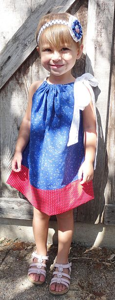 red white & blue  by Lindsey Blair on Etsy
