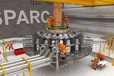 MIT researchers working on an experimental nuclear fusion reactor believe they can make energy production faster and cheaper with new, powerful magnets. Commonwealth, Renewable Energy, Solar Energy, Solar Power, Reactor Nuclear, Physics World, Massachusetts Institute Of Technology, Energy Companies, Magnetic Field