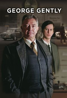 Інспектор Джордж Джентлі (Сезони 1-5) / Inspector George Gently (Seasons 1-5) (2007-2012) BDRip Ukr/Eng
