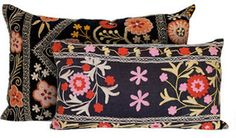 ShopStyle: Vintage Suzani Pillows