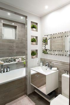 Alcove, Showers, Bathrooms, Bathtub, Home, Standing Bath, Bathtubs, Bathroom, Full Bath