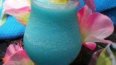 Invented in Hawaii in the 1950s, the Blue Hawaiian will have you crooning like Elvis.