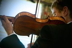 """A rare collection of violins that survived the death camps is visiting the U.S. from Israel for the first time. The exhibit, """"Violins of Hope,"""" is on tour at UNC Charlotte College of Arts & Architecture."""