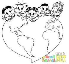 Mother's Day Coloring Pages for Kids - Preschool and Kindergarten Mothers Day Coloring Pages, Spring Coloring Pages, Harmony Day, Color Harmony, Colouring Pics, Coloring Pages For Kids, Drawing For Kids, Art For Kids, Drawing Projects